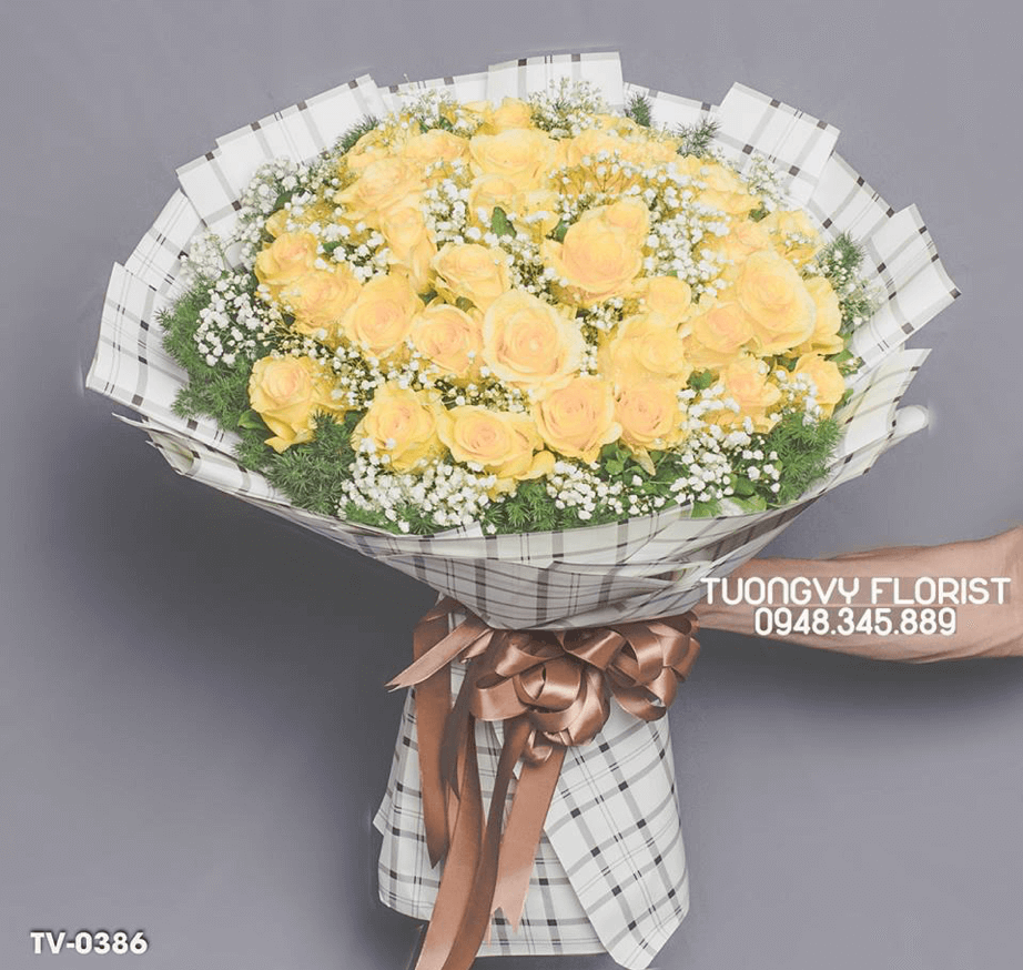 Nên tặng hoa trực tiếp hay gián tiếp?
