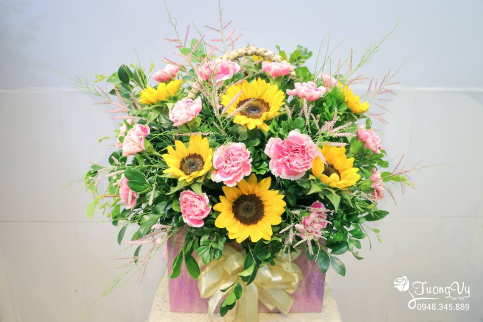 20/10 – Đừng quên tặng hoa tươi cho cô bạn thân nhé 3